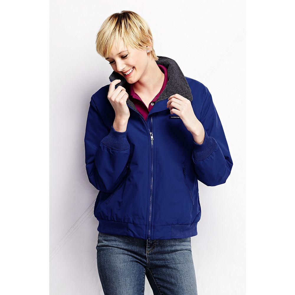 Lands' End Women's Plus Size Squall Jacket at Sears.com