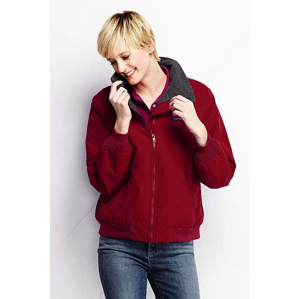 Lands' End Women's Regular Squall Jacket at Sears.com