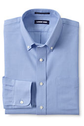 Men's Buttondown Supima Hyde Park Oxford Dress Shirt