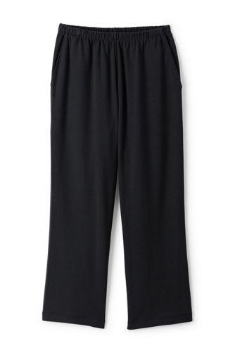 Baumwoll-Jerseyhose in 7 8-Länge für Damen   Lands  End 3bedc3c2fc