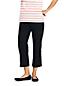 Le Pantacourt en Coton Jersey Femme, Taille Standard