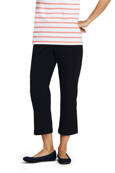 Women's Tall Sport Knit Crop Pants