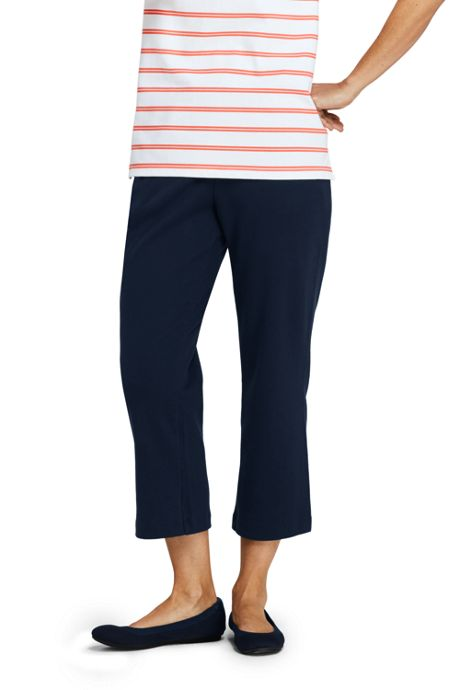 Women's Sport Knit Crop Pants