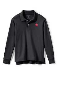 Exclusive Little Kids Long Sleeve Interlock Polo