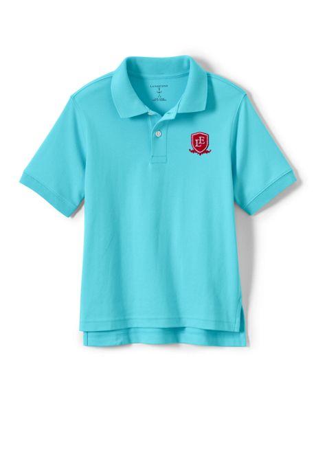 Exclusive Kids Short Sleeve Interlock Polo