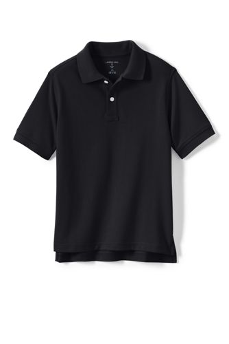 Classic School Uniform Boys S//S Pique Polo