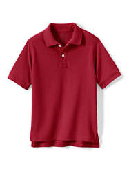 Kids Short Sleeve Performance Mesh Polo