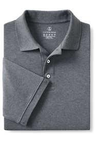Men's Big Banded Short Sleeve Pima Polo
