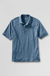 Men's Short Sleeve Performance Pima Polo Shirt