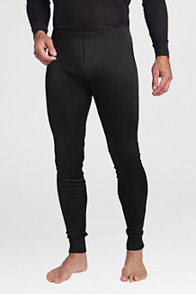 Men's Silk Thermal Longjohns