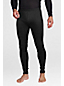 Men's Tall Silk Interlock Thermal Longjohns