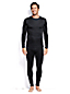 Men's Regular Silk Interlock Thermal Longjohns