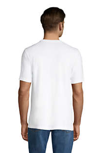 Men's Tall Super-T Short Sleeve T-Shirt, Back