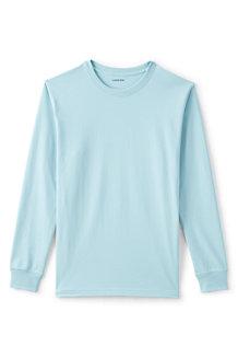 Le T-Shirt Super-T Original Uni À Manches Longues Homme