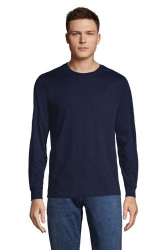 Le T-Shirt Super-T Original Uni À Manches Longues Homme, Taille Standard