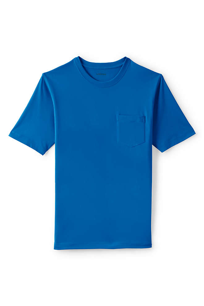 Men's Super-T Short Sleeve T-Shirt with Pocket, Front