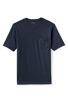 8a2759eee30fbd Super-T Kurzarm-Shirt mit Brusttasche für Herren