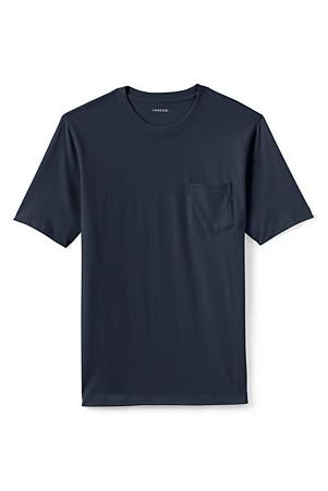 f16e42831ee44 Super-T Kurzarm-Shirt mit Brusttasche für Herren