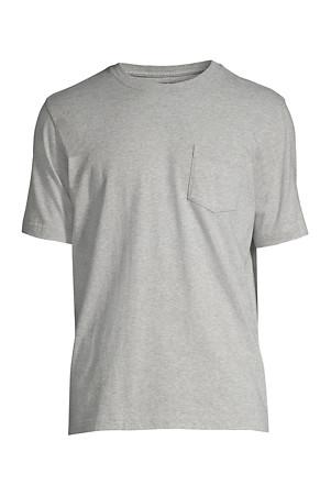 28c8c3b080ddf2 Super-T Kurzarm-Shirt mit Brusttasche für Herren, Classic Fit