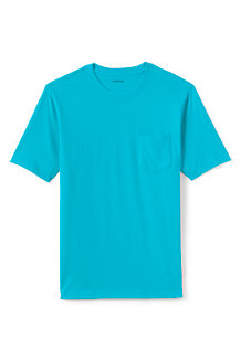 Le T-shirt Classique Manches Courtes avec poche poitrine Homme
