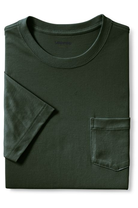 Men's Super-T Short Sleeve T-Shirt with Pocket