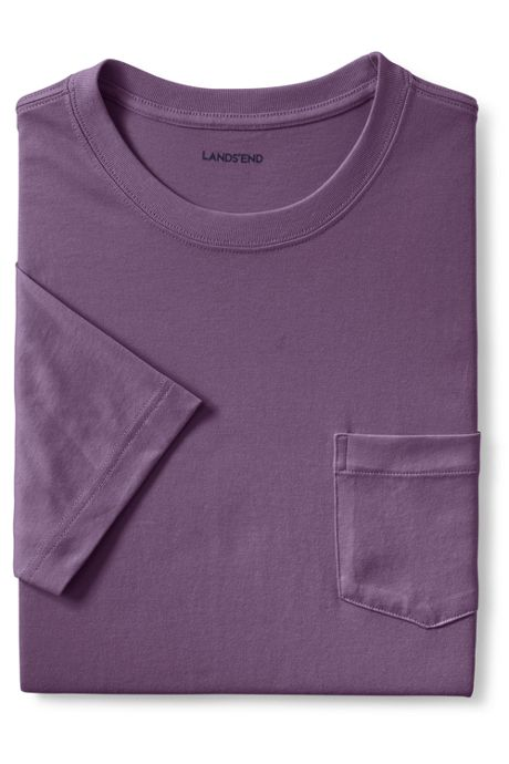 Men's Tall Short Sleeve Super-T with Pocket