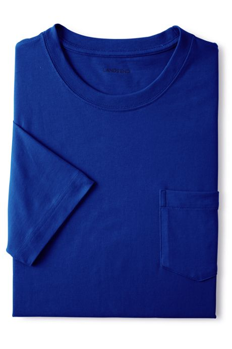 Men's Short Sleeve Super-T with Pocket