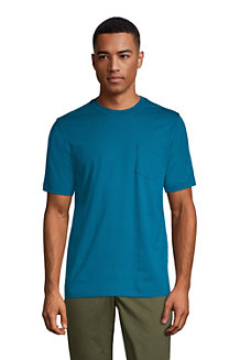 Le Super T-Shirt avec Poche Poitrine, Homme