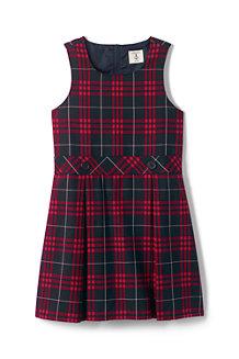 ガールズ・パターン・ジャンパー・ドレス