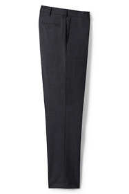 Men's Big and Tall Traditional Fit Year'rounder Wool Pants
