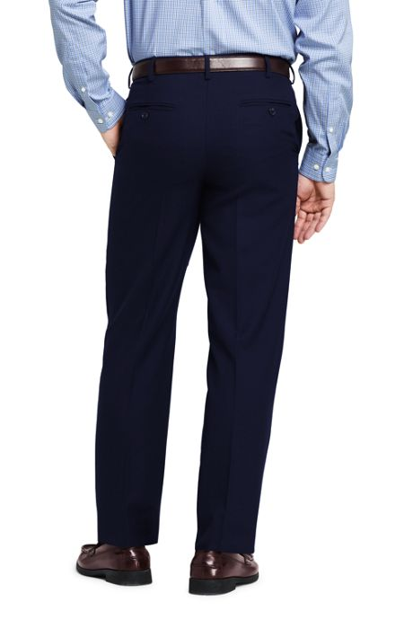 Men's Traditional Fit Year'rounder Wool Pants