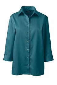 Women's 3/4 Sleeve Performance Twill Shirt