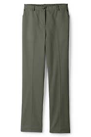 Women's Plus Size 7 Day Elastic Back Pants