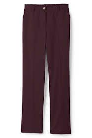 Women's Tall 7 Day Elastic Back Pants