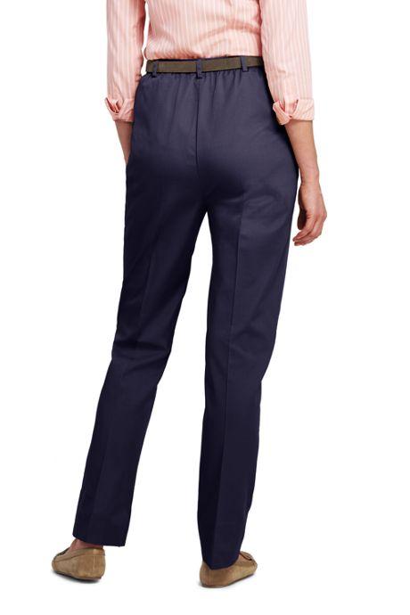 Women's 7 Day Elastic Back Pants