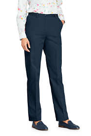 Women's Tall 7 Day Elastic Back Comfort Waist Pants