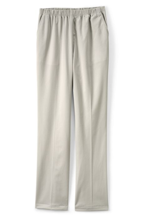 Women's Tall 7 Day Elastic Waist Pull On Pants