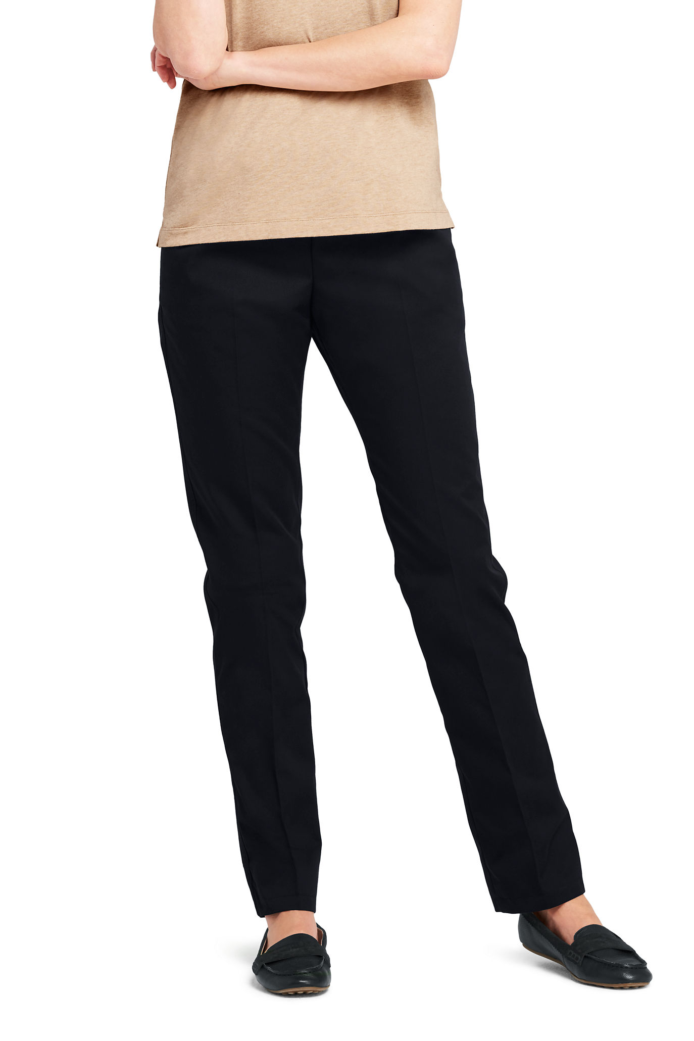 Women's 7 Day Elastic Waist Pants