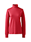 Women's Regular Long Sleeve Relaxed Polo Neck