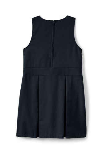 Girls Uniform Solid Jumper