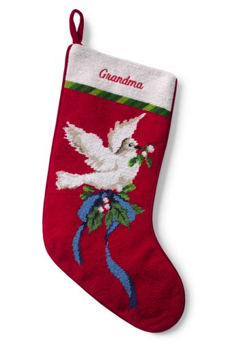 Traditional needlepoint stockings lands end traditional needlepoint stockings solutioingenieria Gallery