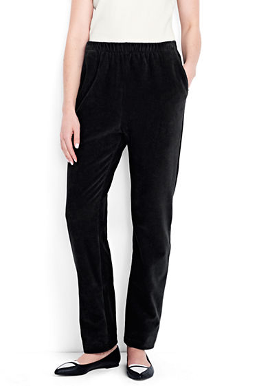 Women's Sport Corduroy Pants from Lands' End