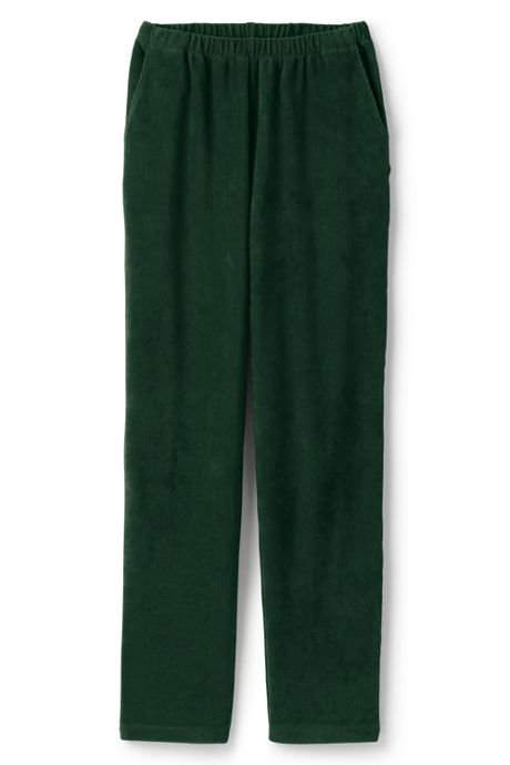Women's Plus Size Sport Corduroy Pants