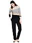 Le Pantalon en Velours Stretch Femme, Taille Standard