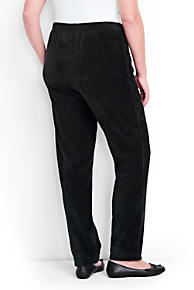 Plus Size Corduroy Pants | Lands' End