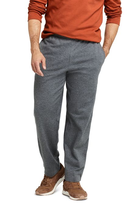 Men's Jersey Knit Pants