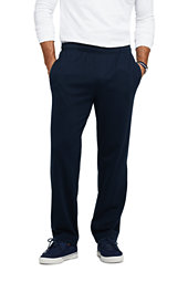 Lands' End Men's Jersey Knit Pants