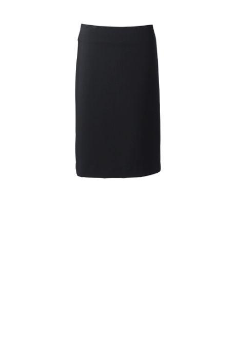 Women's Washable Wool Skirt