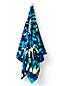 Kids' Swirl Tie Dye Beach Towel