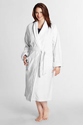 Women's Calf Length Turkish Terry Robe